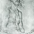 Man Of Sorrow 1522 by Durer Albrecht
