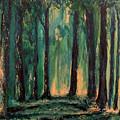 Man Of The Forest by Richard Beauregard