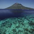 Manado Tua Island by Ed Robinson - Printscapes