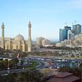 Manama Bahrain by Kenneth Lempert