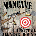 Mancave Hunt Tail by Mindy Sommers