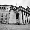 Manchester Central Library England Uk by Joe Fox