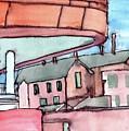 Manchester Chethams 1 by Elizabetha Fox