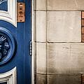 Manchester Doorway by Paul Jarrett
