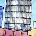 Manchester Embankment 1 by Elizabetha Fox