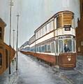 Manchester Piccadilly Tram by Peter Gartner