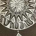 Mandala 001 by Faa shie