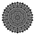 Mandala #1 by Michel