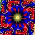 Mandala 15 by Catherine Lott