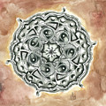 Mandala #3 by Jonathan VanderMey
