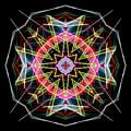 Mandala 3313 by Rafael Salazar