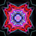 Mandala 3325 by Rafael Salazar