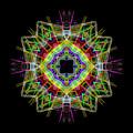 Mandala 3333 by Rafael Salazar