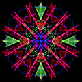 Mandala 3351 by Rafael Salazar