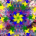 Mandala 6 by Catherine Lott