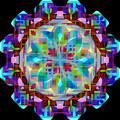 Mandala 9725 by Rafael Salazar