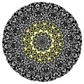 Mandala - Amulet 866 For Those Born In ..... by Marek Lutek