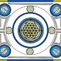 Mandala Anese by J P Lambert