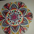 Mandala Art by Alban Mecaj