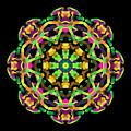 Mandala Image #14 Created On 2.26.2018 by Marlene Mania