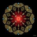 Mandala No. 4 by Alan Bennington