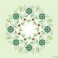 Mandala No. 66 by Alan Bennington