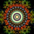 Mandala Of Loves Journey by Stephen Lucas