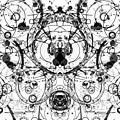 Mandala by Regina Valluzzi