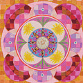 Mandala - Seeds by Sandy Thurlow