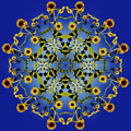 Mandala Sunflower by Nancy Griswold