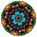 Mandala - Talisman 1101 - Order Your Talisman. by Marek Lutek