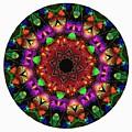 Mandala - Talisman 1102 - Order Your Talisman. by Marek Lutek