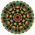 Mandala - Talisman 1103 - Order Your Talisman. by Marek Lutek