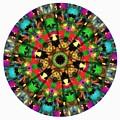 Mandala - Talisman 1104 - Order Your Talisman. by Marek Lutek