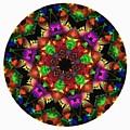 Mandala - Talisman 1105 - Order Your Talisman. by Marek Lutek