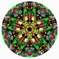 Mandala - Talisman 1107 - Order Your Talisman. by Marek Lutek