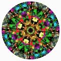 Mandala - Talisman 1108 - Order Your Talisman. by Marek Lutek
