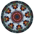 Mandala - Talisman 1112 - Order Your Talisman. by Marek Lutek