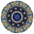 Mandala - Talisman 1120 - Order Your Talisman. by Marek Lutek