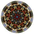 Mandala - Talisman 1123 - Order Your Talisman. by Marek Lutek