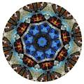 Mandala - Talisman 1124 - Order Your Talisman. by Marek Lutek
