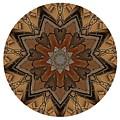 Mandala - Talisman 1333 by Marek Lutek