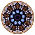 Mandala - Talisman 1396 by Marek Lutek