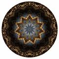 Mandala - Talisman 1415 by Marek Lutek