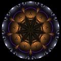 Mandala - Talisman 1431 by Marek Lutek