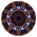 Mandala - Talisman 1436 by Marek Lutek
