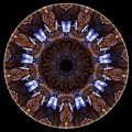Mandala - Talisman 1437 by Marek Lutek