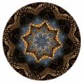 Mandala - Talisman 1444 by Marek Lutek