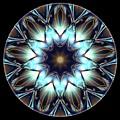 Mandala - Talisman 1447 by Marek Lutek