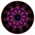 Mandala - Talisman 1448 by Marek Lutek
